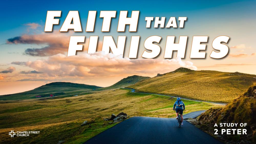 A Faith that Finishes